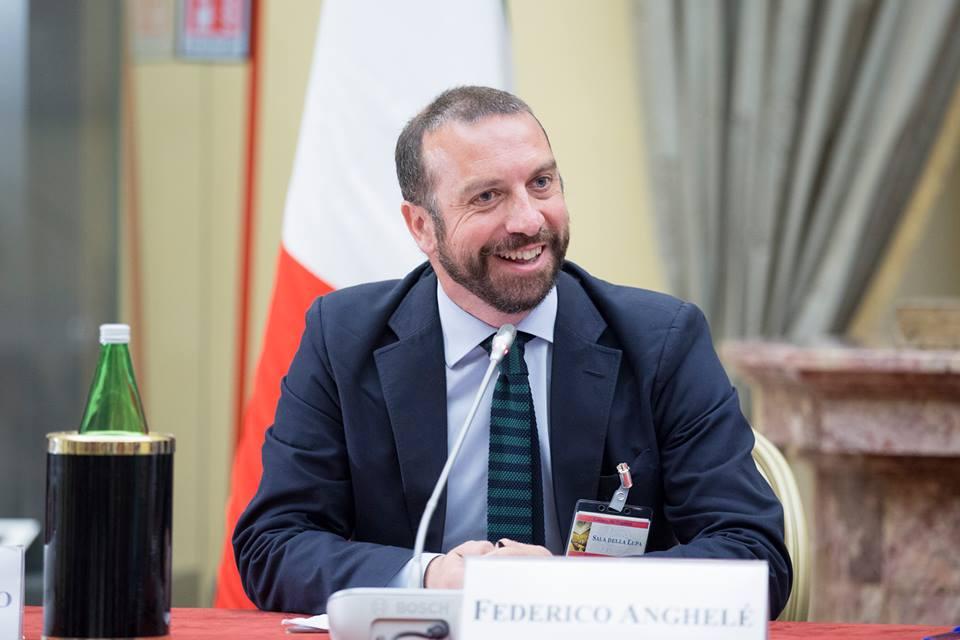Federico Anghelé - Festival della Partecipazione
